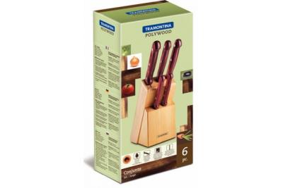 Tramontina Polywood Набор ножей 5 шт. 21199/983