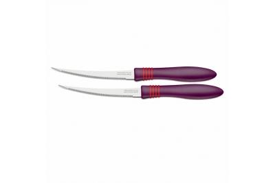 """Tramontina Cor&Cor Нож для томатов 5""""  2 шт. 23462/295"""