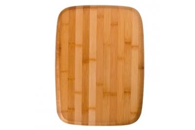 VETTA Доска разделочная бамбуковая 38х28х1