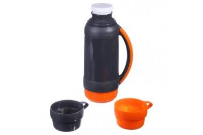 SATOSHI Термос со стеклянной колбой 1,8 л., 2 чашки