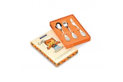Tramontina Catty Детский набор столовых приборов, 66971/000