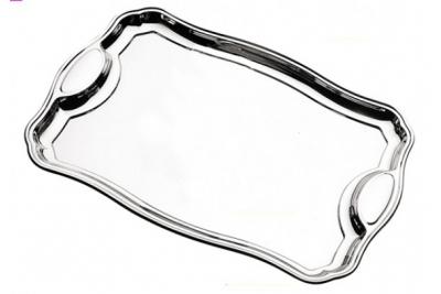 Tramontina Поднос прямоугольный с ручками 42х30 см., 61440/420