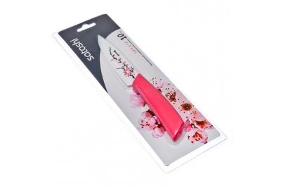 SATOSHI  Sakura Нож керамический 10 см.