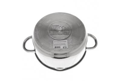 VETTA Paris кастрюля со стеклянной крышкой 4.9 литра (подходит для индукционных плит)