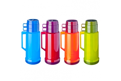 VETTA Термос со стеклянной колбой 1,8 л., 2 чашки