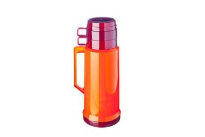 VETTA Термос со стеклянной колбой 1,0 л., 2 чашки