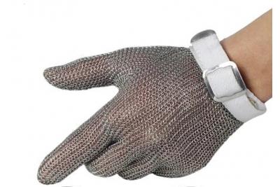 Кольчужная перчатка из нержавеющей стали (размер S)