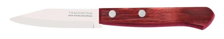 """Tramontina Polywood Нож для чистки овощей 3"""" 21118/073"""