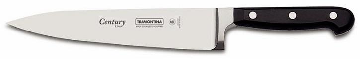 "Tramontina Century Нож кованый шеф-повара 8"" 24011/008"