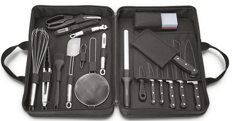 Tramontina Century Набор ножей в сумке 24099/027