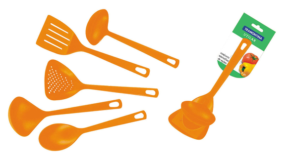 Tramontina Utilita Набор кухонных принадлежностей, 25099/404