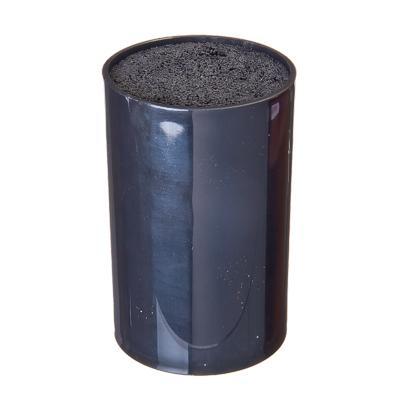SATOSHI Подставка для ножей (черная)