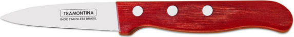 "Tramontina Polywood Нож овощной 3"" 21120/073"