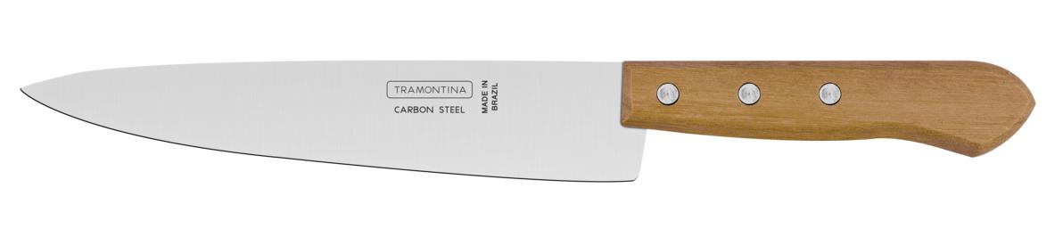 """Tramontina Carbon Нож кухонный 8"""" 22950/008"""