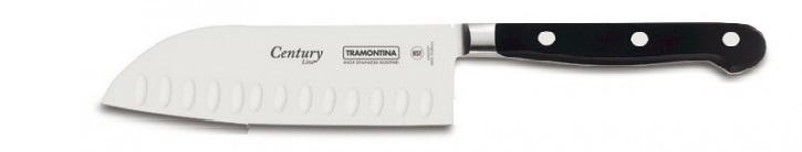 """Tramontina Century Нож кованый сантоку 4"""" 24020/004"""