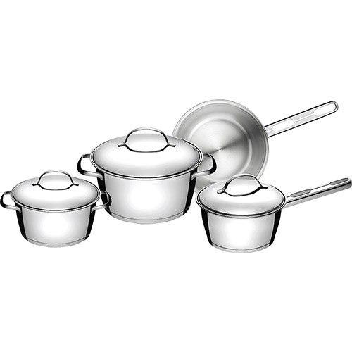 Tramontina Allegra Набор посуды 4 пр. 65660/336 (подходит для индукционных плит)