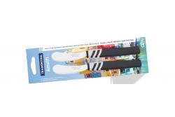 Tramontina Amalfi ножи для масла 2 шт. 23483/263