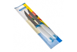 "Tramontina Multicolor Нож для мяса 5"", 2 шт. 23529/285"