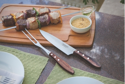 "Tramontina Polywood Нож для мяса 8"" 21189/198"