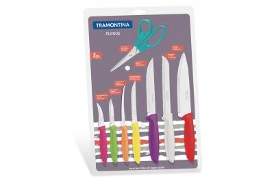 Tramontina Plenus Набор ножей 8 шт. 23498/917