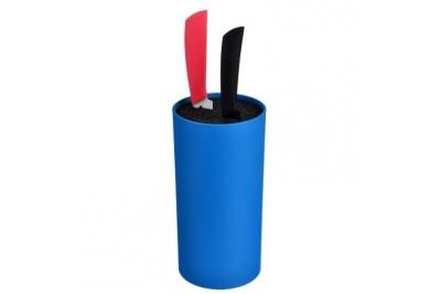 SATOSHI Подставка для ножей (синяя)