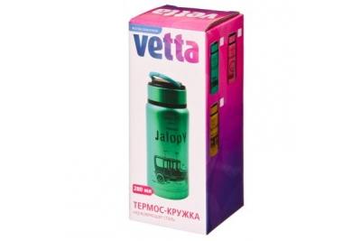 """VETTA Термос-Кружка 0,28 л. """"Ретро"""""""