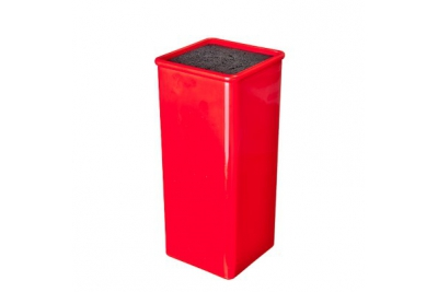 VETTA Подставка для ножей (красная)