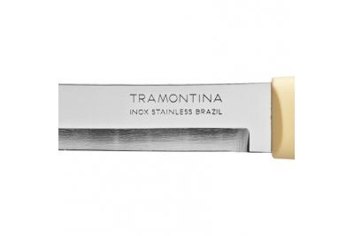 "Tramontina Multicolor Нож овощной 3""  2 шт. 23511/213"