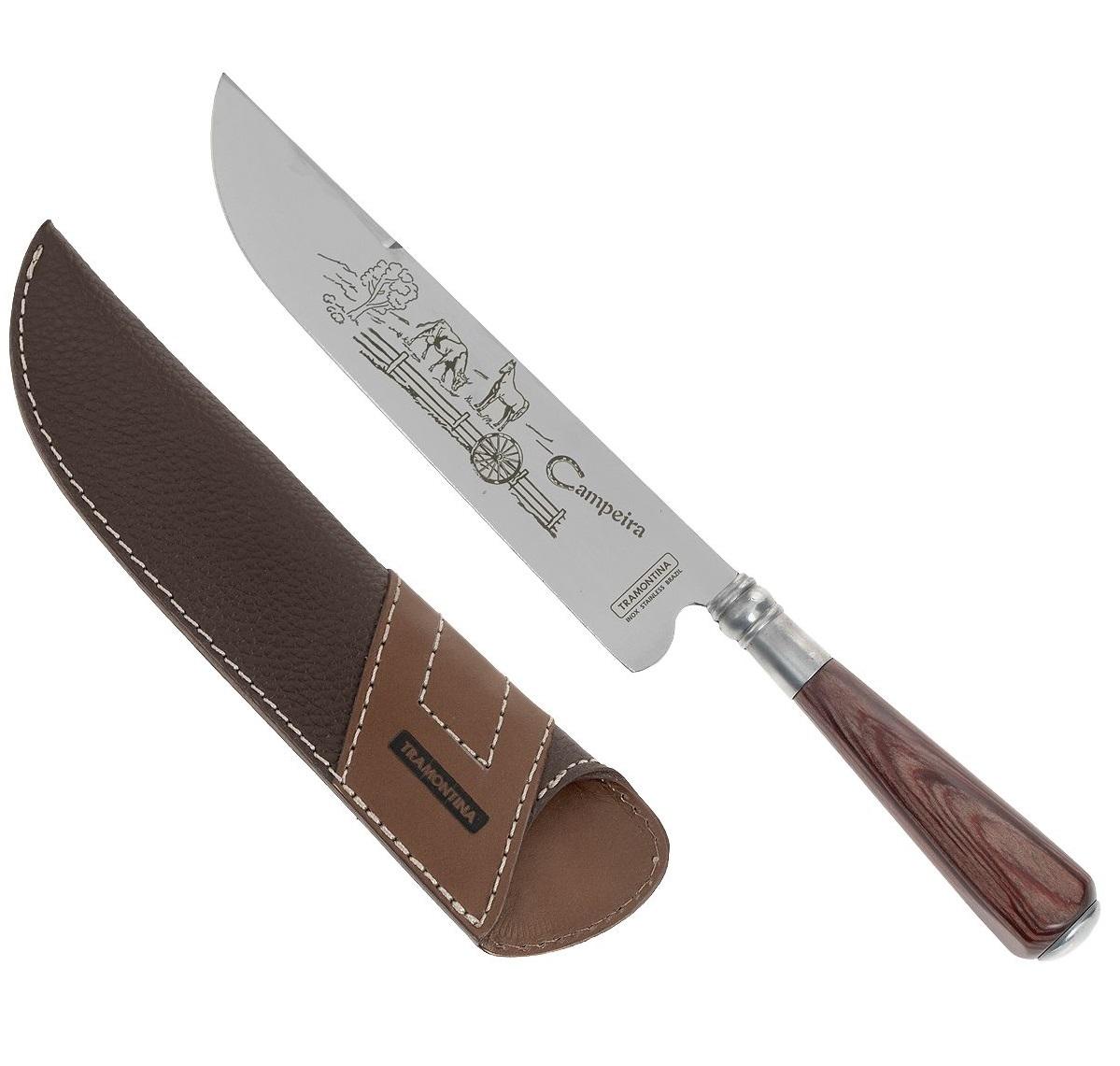 """Tramontina Gaucho Нож универсальный 7"""" 26080/177"""