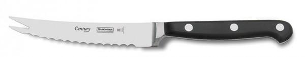 """Tramontina Century Нож кованый для сыра (томатов) 4"""" 24005/004"""