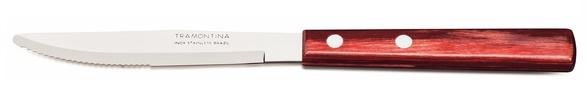 """Tramontina Polywood Нож столовый 4""""  21101/474"""