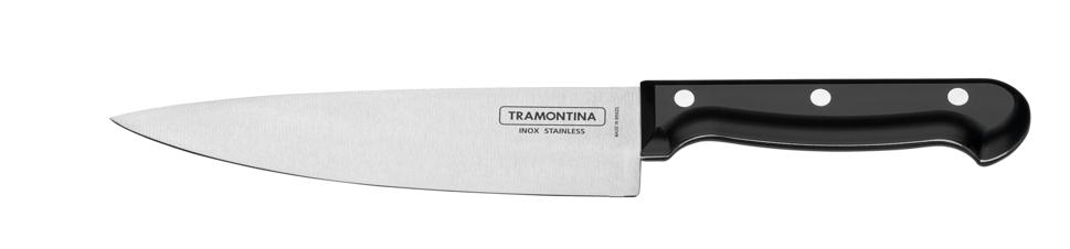 """Tramontina Ultracorte Нож шеф-повара 6"""" 23861/106"""