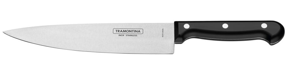"""Tramontina Ultracorte Нож шеф-повара 8"""" 23861/108"""