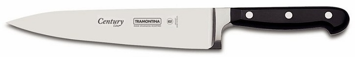 "Tramontina Century Нож кованый шеф-повара 10"" 24011/010"
