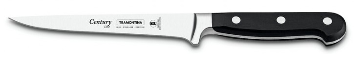 """Tramontina Century Нож кованый филейный 6"""" 24023/006"""