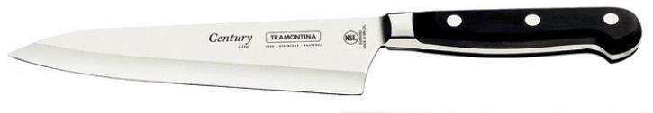 "Tramontina Century Нож кованый кухонный 7"" 24025/007"
