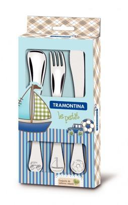 Tramontina Le Petit Детский набор столовых приборов, 66973/000