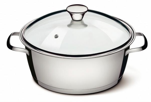 Tramontina Allegra Кастрюля, 4,37 литра, 62655/204 (подходит для индукционных плит)