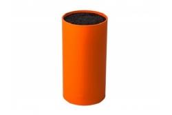 SATOSHI Подставка для ножей (оранжевая, высокая)