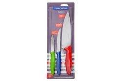 Tramontina Plenus Набор ножей 3 шт. 23498/920